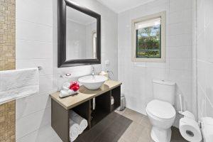 Superior Villa Bathroom